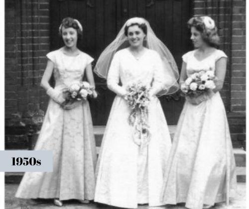 boda años 40